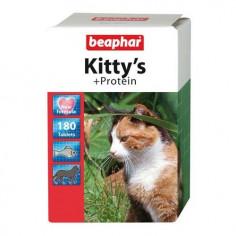 Витамины Beaphar Kitty's+Protein 180 штук