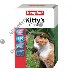 Витамины Beaphar Kitty's+Protein 180 штук