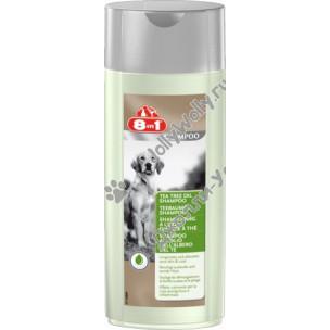 Шампунь 8 in 1 С маслом чайного дерева 250 мл