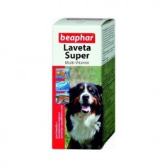 Витамины Beaphar Laveta Super для шерсти 50 мл