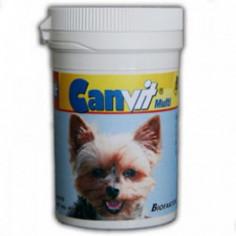 Витамины Canvit Multi для укрепления здоровья 100 гр