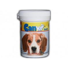 Витамины Canvit Senior с Омега-3 и Омега-6 для пожилых собак 80 гр