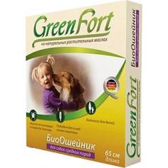 Биоошейник GreenFort для средних собак