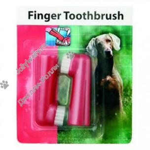 Зубные щетки в комплекте Beaphar на палец