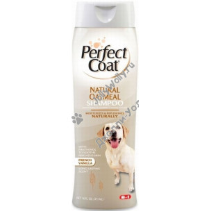 Шампунь 8 in 1 Perfect Coat с овсяным маслом 473 мл