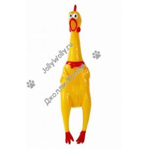 Игрушка Улетная Курица кричащая