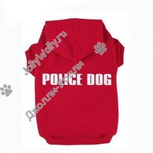 Толстовка POLICE DOG