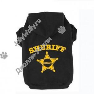 Толстовка SHERIFF