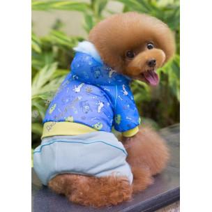 Комбинезон DogsLife Woof Собачки