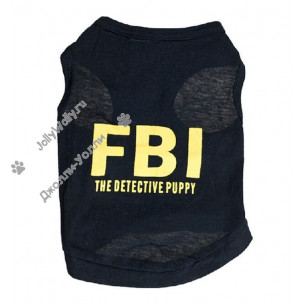 Майка FBL Detective Puppy