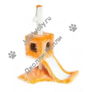 Домик-когтеточка Zoo-M YETI Orange Альпы