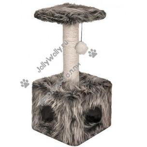 Домик-когтеточка Zoo-M YETI Куб