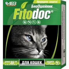 БиоОшейник АВЗ Fitodoc от блох и клещей