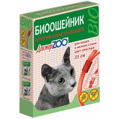 БиоОшейник Доктор Zoo от блох и клещей