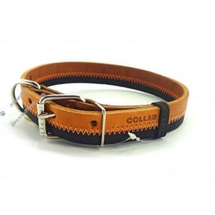 Ошейник Collar двухслойный Zig-Zag Medium