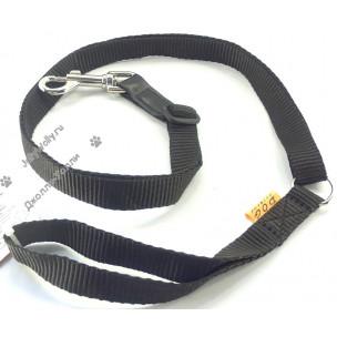 Поводок-перестежка Collar Dog Extreme 1-1,6 м