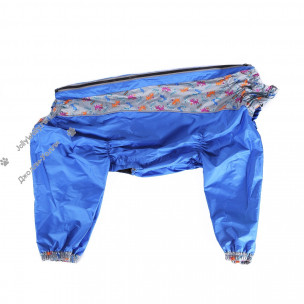 Комбинезон-дождевик OSSO Fashion Собачки для мальчика