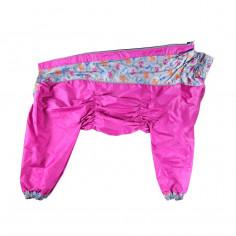 Комбинезон-дождевик OSSO Fashion с собачками для девочки