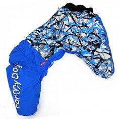 Комбинезон зимний ForMyDogs на меховом подкладе для мальчика