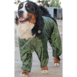 Комбинезон-дождевик KRONOS Jumpsuit protective камуфляж для девочки