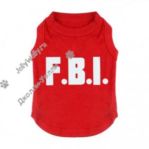 Майка FBL Red