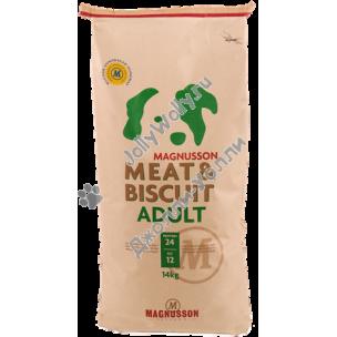 Корм Magnusson Adult (Meat&Biscuit) для взрослых собак с нормальным уровнем активности