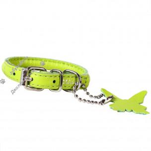 Ошейник Collar Glamour круглый для длинношерстных собак 17-20 см