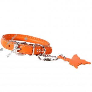 Ошейник Collar Glamour круглый 20-25 см для длинношерстных собак