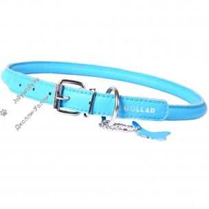 Ошейник Collar Glamour круглый 53-63 см для длинношерстных собак