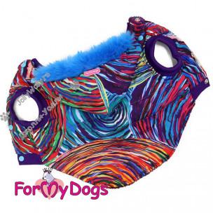Куртка ForMyDogs Волна
