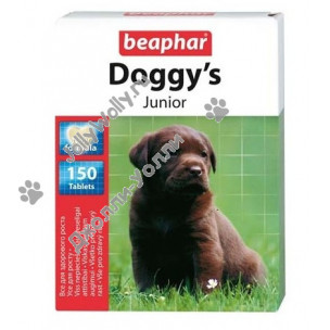 Витамины Beaphar Doggy's Junior
