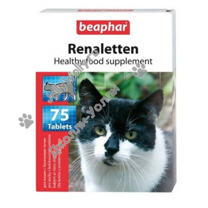 Витамины Beaphar Renaletten Healthy food suplement