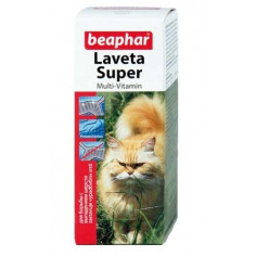Витамины Beaphar Laveta Super Multi-Vitamin