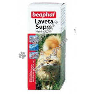 Витамины Beaphar Laveta Super Multi-Vitamin