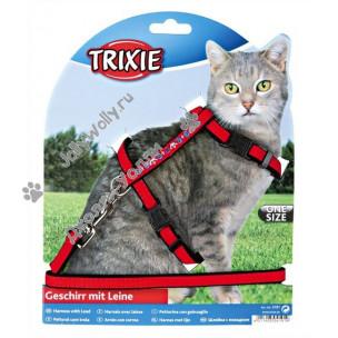 Шлейка Trixie с вишивкой