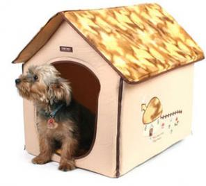 Домики для маленьких собак