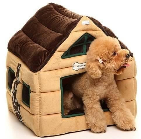 Домики для мелких собак