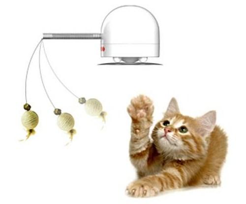 электронные игрушки для кошек